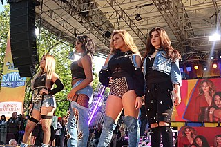 Fifth Harmony discography band discography