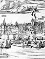 Filzengrabentor nach Woensam 1531.jpg
