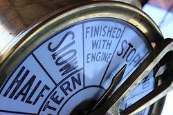 Fireboat Firefighter 's Engine Room Telegraph.JPG