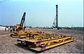 First Piling - Convention Centre Complex Under Constrution - Science City Site - Calcutta 1994-01-29 418.JPG