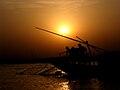 Fishing in the Meghna River, Sonargaon.jpg