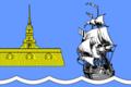 Flag of Kronverkskoe (St Petersburg).png