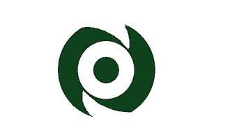 Naraha, Fukushima - Image: Flag of Naraha Fukushima