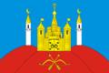 Flag of Vozdvizhensky selsovet (Saraktash rayon).png