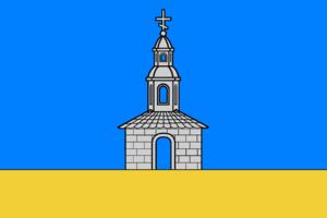 Yuryevets, Ivanovo Oblast - Image: Flag of Yurevets (Ivanovo oblast)