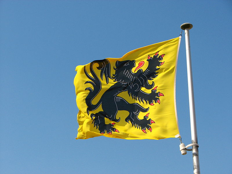 File:Flemish Flag (8610710241).jpg