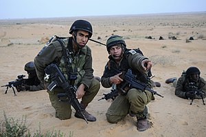 Flickr - Israel Defense Forces - The Desert Reconnaissance Battalion Conducts Drill in the Urban Warfare Center (9).jpg