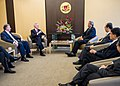 Flickr - Official U.S. Navy Imagery - The SECNAV meets with Singapore's Minister of Defence..jpg