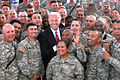 Flickr - The U.S. Army - Vice President Biden and Soldiers at Camp Bondsteel, Kosovo.jpg