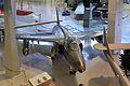 Folland Gnat Mk.1 (GN-101) Keski-Suomen ilmailumuseo 3.JPG