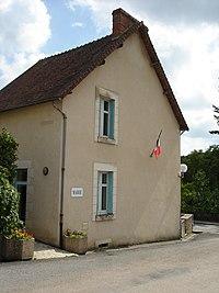 Fontgombault (36) - Mairie.jpg