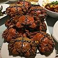 Food 大閘蟹, 上海, 中華人民共和國, 中國, Chinese mitten crab, Shanghai, People's Republic of China, PRC, China (30464209295).jpg