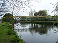 Footbridge Over River Tame, Tamworth - geograph.org.uk - 778176.jpg