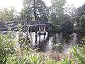 Footbridge over the River Teith, Callander - geograph.org.uk - 1532060.jpg