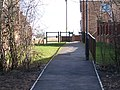 Footpath to Northwood, Wadsley Park Village, Sheffield - geograph.org.uk - 1734424.jpg