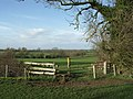 Footpath to open countryside - geograph.org.uk - 314333.jpg