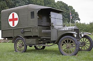 History of the ambulance