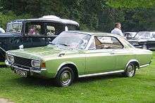 Ford Taunus 20M P7 Coupe locense plate ca 1972 so one of the last ones photo 2008.JPG