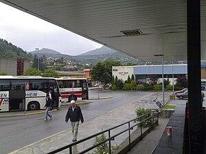 Førde - Førde bus station