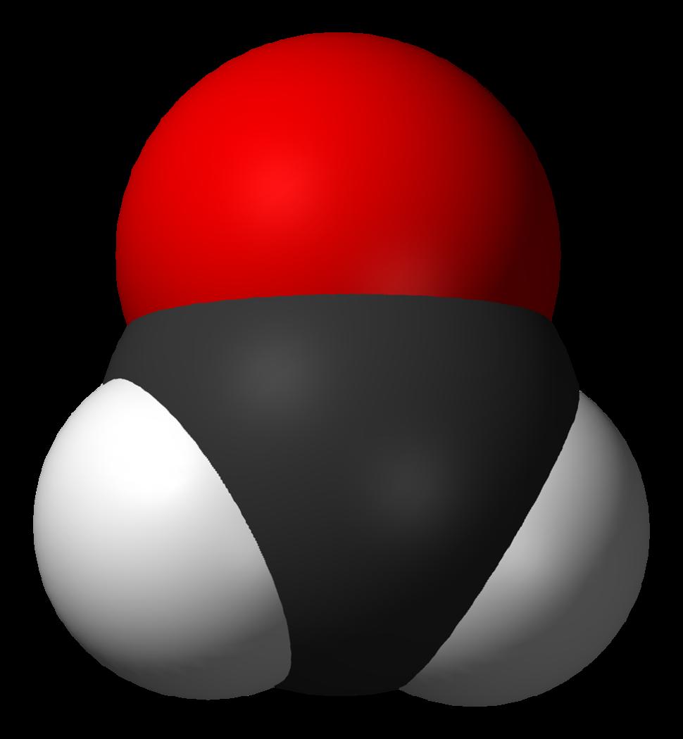 Formaldehyde-3D-vdW