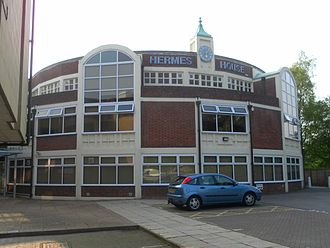 Freight Transport Association - Hermes House in Tunbridge Wells is the Association's headquarters.