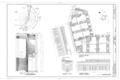 Fort Adams, Newport Neck, Newport, Newport County, RI HABS RI,3-NEWP,54- (sheet 5 of 45).png