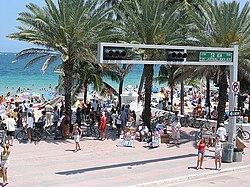 Plaża w Fort Lauderdale