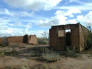 Naco, Arizona - Fort Naco, located on the outskirts of Naco, Arizona