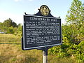 Fort Number 5 Marker Phenix City.JPG