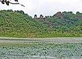 Fortifications around Timangarh Fort.jpg