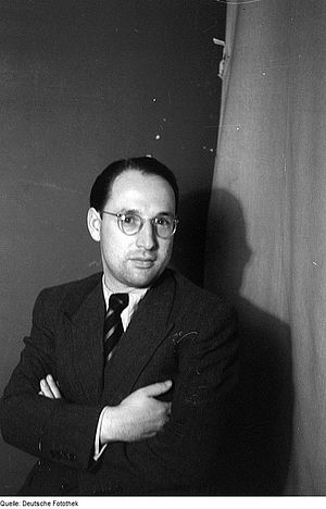 Klaus Gysi - Klaus Gysi, 1946