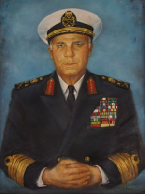 Egyptian Navy - Fouad Mohamed Abou Zikry, Commander in Chief of the Egyptian Navy between 1967–1969 and 1972–1976.