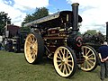 Fowler traction engine 'Foremost' (15287201009).jpg