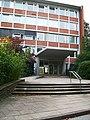 Früher Eingang zum Zahnarzt Notdienst - panoramio.jpg