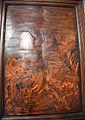 Fra Damiano da Bergamo e aiuti, storie del vecchio testamento, 1541-49, 04 diluvio universale 2.JPG