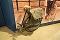 Fragment of a wartime bicycle (40694004292).jpg
