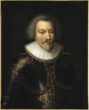 Francis II, Duke of Lorraine - Image: François II duc de Lorraine et de Bar en 1625 (1572 1632)