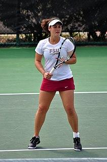 Francesca Segarelli Dominican tennis player