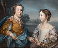 Francis Cotes (British - Portrait of Joseph Gulston and his Brother John Gulston - Google Art Project.jpg