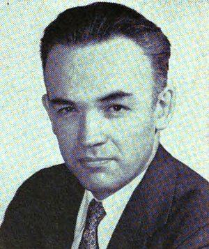 Frank M. Coffin - Frank M. Coffin, Maine Congressman and Judge.