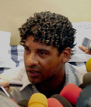 Afro European - Image: Frank Rijkaard (2007)