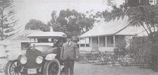 James Frank Woods Hawaiian politician