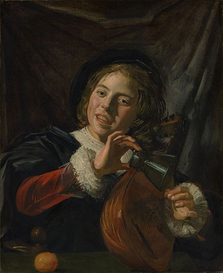 Boy with a lutec. 1625 The Metropolitan Museum of Art Frans Hals - Boy with a Lute - The Metropolitan Museum of Art.jpg