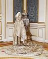 Fredrika av Sveriges brudklänning från 1797-10-31 - Livrustkammaren - 13123.tif