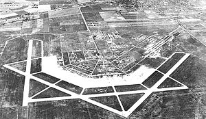 Freeman Army Airfield - Image: Freeman Field IN 1946
