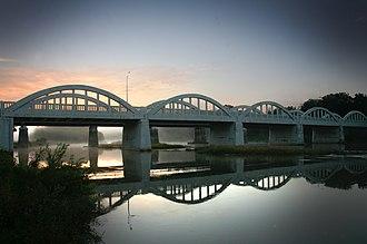 Waterloo Regional Road 15 - Image: Freeport Bridge
