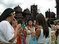 Fremont Solstice Parade 2007 - Gasworks Egyptian 12.jpg