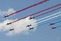 French Air Force Patrouille de France - Koksijde 2011 (5944369230).jpg