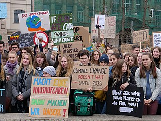 Fridays for Future protest in Berlin 22 March 2019