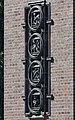 Friedhof Ohlsdorf (Hamburg-Ohlsdorf).Neues Krematorium.Bauschmuck.Kuöhl.Kreisornamente.4.Südflügel.Mitte.29622.ajb.jpg